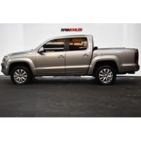 Volkswagen Amarok Highline Cuero 4x4 Dsg 2015 Rpm Moviles segunda mano  Capital Federal