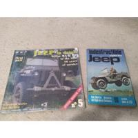 Libro Jeep Willys Ma Mb Gpa..y El Indestructible Jeep 1/35 segunda mano  ROSARIO