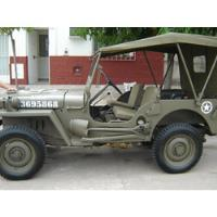 Jeep Willys Mb Gpw segunda mano  Santa Fe capital
