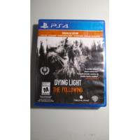 Dying Light The Following Ps4 Lenny Star Games segunda mano  General Pacheco