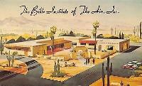 Usado, Mesa Arizona~New Bible Institute of the Air~Radio Broadcasts~Artist Drawn~1960s segunda mano  Embacar hacia Argentina