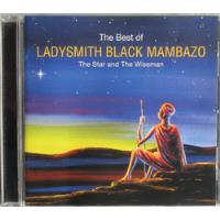 Ladysmith Black Mambazo The Star And The Wiseman Sudafrica segunda mano  Capital Federal
