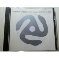 The Black Crowes Three Snakes And One Charm Cd Original segunda mano  Flores